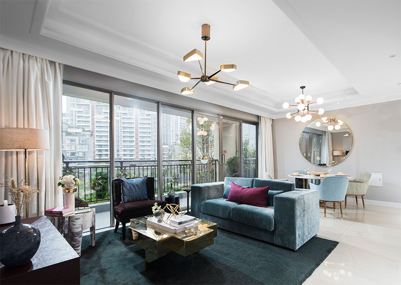 Project Work Image - Guiyang D Apartment