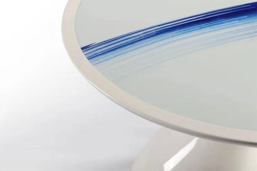 Project Work Image - White Porcelain
