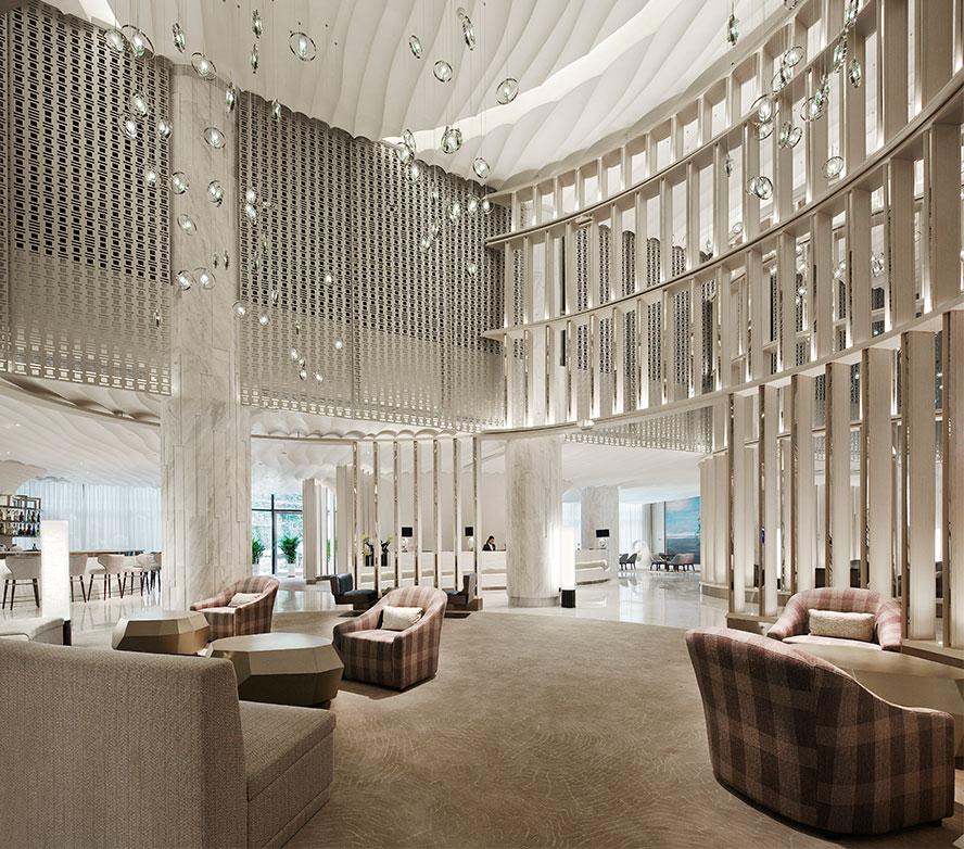 Project Work Image - Zhuhai Hotel